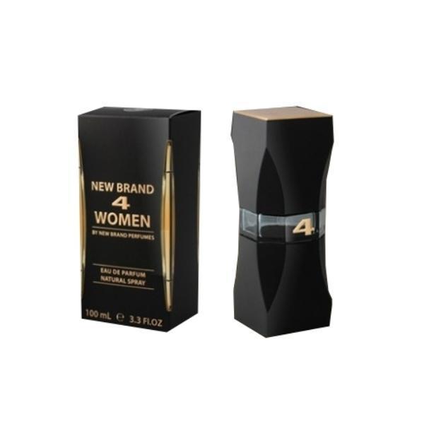 Apa de parfum New Brand 4 Women, Femei, 100ml esteto.ro