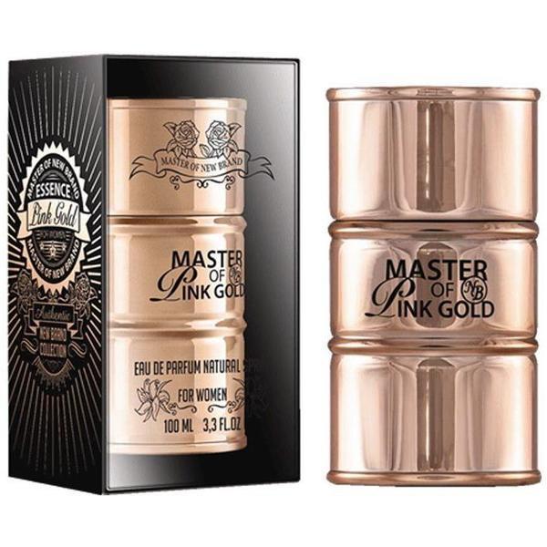 Apa de parfum Master of Pink Gold, Femei, 100ml