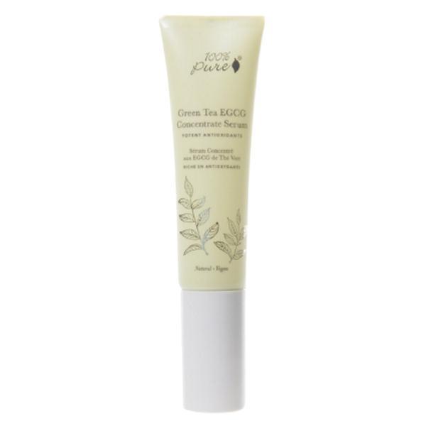 Serum Concentrat Antioxidant Green Tea EGCG 100 Percent Pure Cosmetics, 30 ml