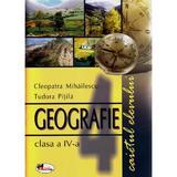 Geografie Cls 4 Caiet - Cleopatra Pitila, Tudora Pitila, editura Aramis