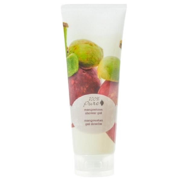 Gel de Dus cu Aroma de Mangustan 100 Percent Pure Cosmetics, 236 ml