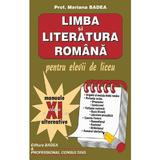 Manual limba si literatura romana clasa a 11-a - Mariana Badea, editura Badea & Professional Consulting