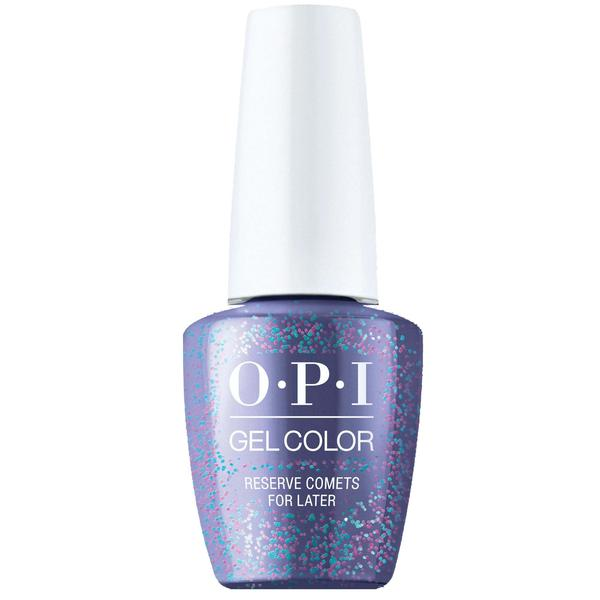 Lac de Unghii Semipermanent - OPI Gel Color Effects Reserve Comets For Later, 15 ml
