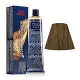 Vopsea Crema Permanenta - Wella Professionals Koleston Perfect ME+ Pure Naturals, nuanta 77/02 Blond Mediu Intens Natural Mat