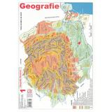 Geografia Romaniei 1, editura Booklet