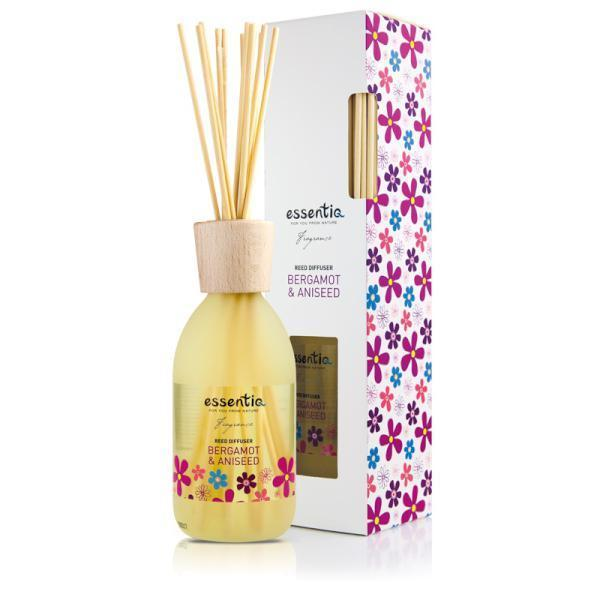 Parfum de camera natural Bergamota & Anason Essentiq 250 ml