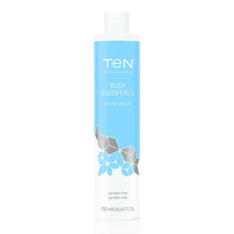 Gel de Dus Exfoliant - Alfaparf T.e.N. Body Essentials Exfolia Shower 250 ml poza