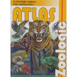 Atlas zoologic 2008 - Constantin Bogoescu, Alexandru Dabija, Emil Sanielevici, editura Didactica Si Pedagogica
