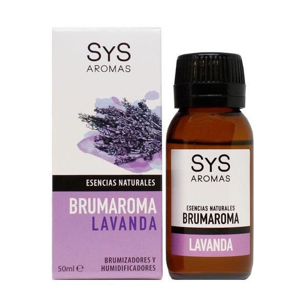 Esenţa naturală Brumaroma difuzor/umidificator - Lavandă 50 ml