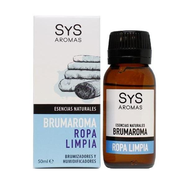 Esenţă naturală Brumaroma difuzor/umidificator - Ropa Limpia, Laboratorio Sys 50 ml