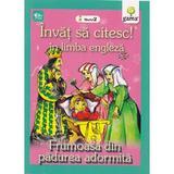 Invat sa citesc! in limba engleza - Frumoasa din Padurea Adormita - Nivelul 2, editura Gama