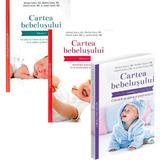 Cartea bebelusului Vol.1+2+3 - William Sears, Martha Sears, editura Multi Media Est Publishing