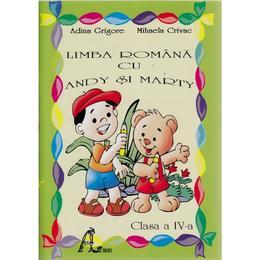 Romana cu Andy Si Marty clasa 4 - Mihaela Crivac, Adina Grigore