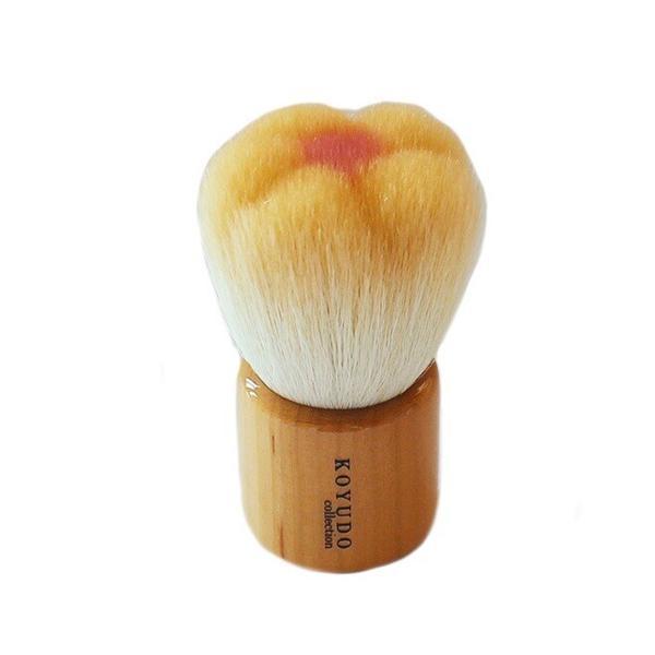 Pensula de machiaj profesionala Kumano pentru pudra, blush, bronzer, finishing