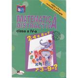 Matematica distractiva clasa 4 - Editia 2 revizuita si adaugita, editura Aramis