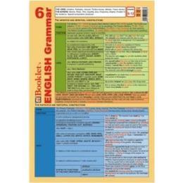 Limba Engleza - English Grammar 6, editura Booklet