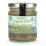 Unt de migdale intregi raw eco Carleys 250g