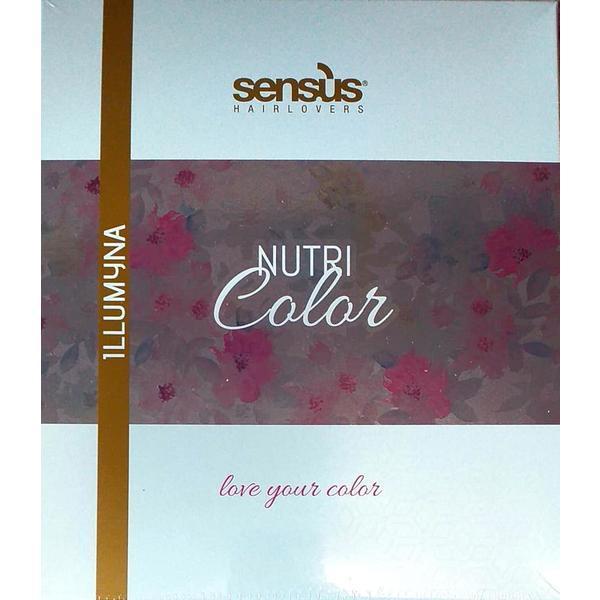 Set cadou Bio Nutricolor Sens Us ( sampon 250ml+Balsam 250 ml+ulei illumy light 125 ml ) esteto.ro