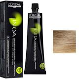 Vopsea de Par Permananenta fara Amoniac L'Oreal Professionnel Inoa 9.0 Fundamental Very Light Blonde, 60 ml