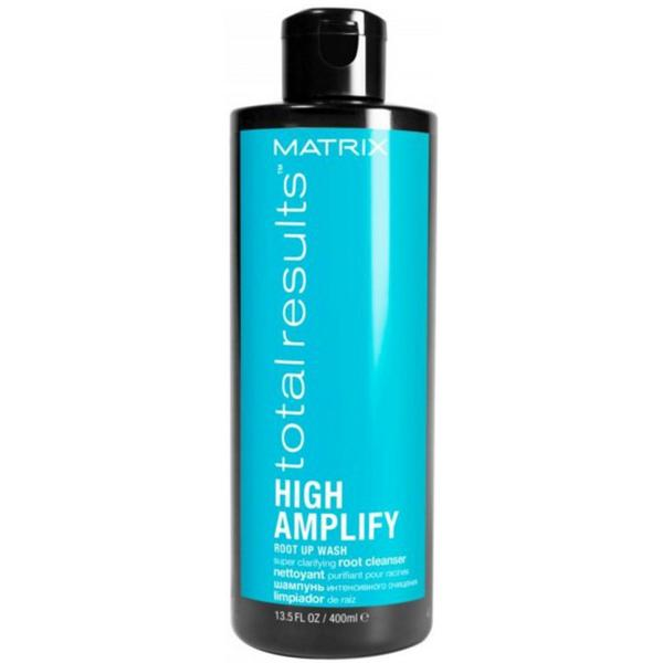 Sampon pentru Volum - Matrix Total Result Hight Amplify Root Up Wash, 400 ml