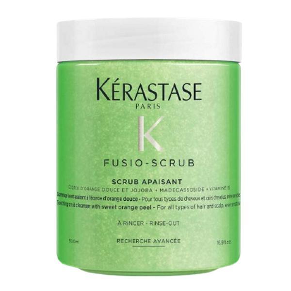 Exfoliant Curatare Scalp Normal/Sensibil - Kerastase Fusio Scrub Apaisant, 500 ml esteto.ro
