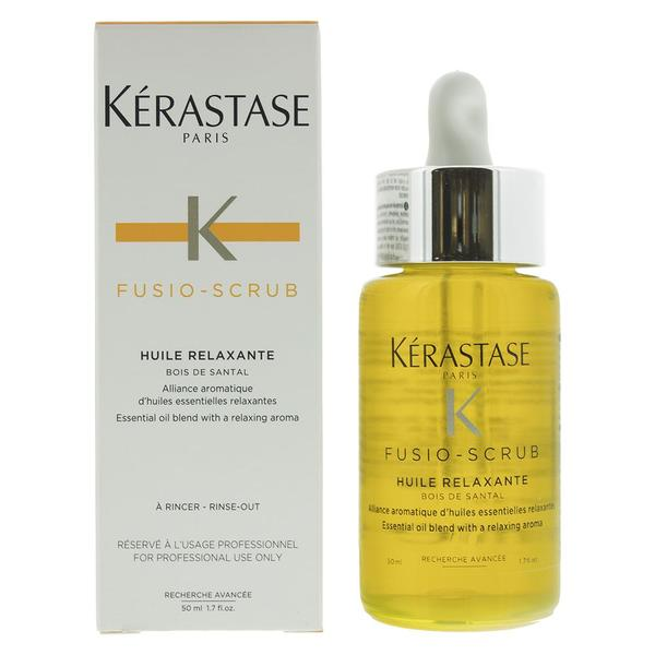 Ulei Esential Relaxant pentru Scalp - Kerastase Fusio-Scrub Huile Relaxante, 50 ml