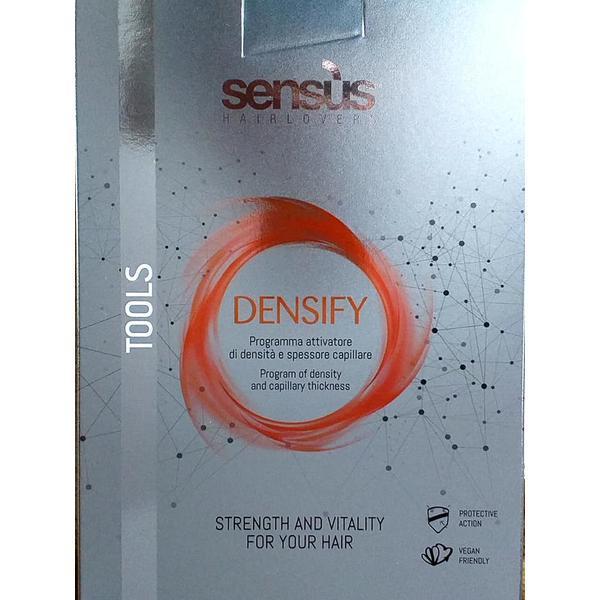Set cadou Bio Densify Energizant Sens Us ( sampon 250ml + fiole 12x10ml )