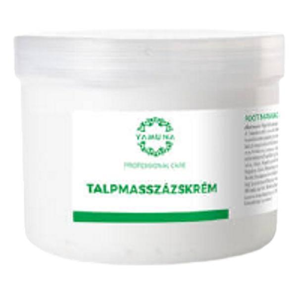 Crema Masaj Talpi si Picioare Obosite Yamuna, 500 ml