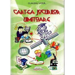 Cartea jocurilor uimitoare - Claudiu Voda, editura Iulian Cart