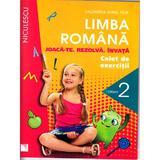 Romana Cls 2 Caiet de exercitii - Valentina Irinel Filip, editura Niculescu