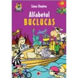 Alfabetul buclucas - Liana Hategan Cheptea, editura Paralela 45