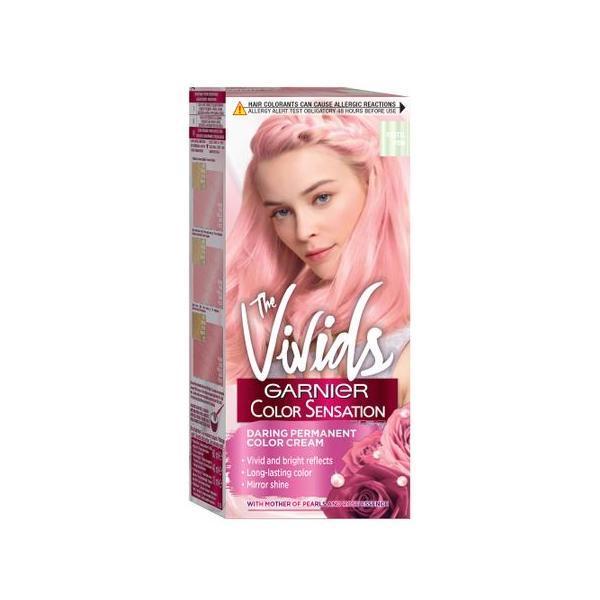 Vopsea de păr Garnier Color Sensation 10.22 Pastel Pink, 110 ml esteto.ro