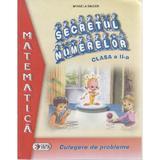 Secretul numerelor clasa a II-a - Mihaela Singer - Mate - Culegere, editura Sigma