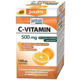 Tablete mastecabile Vitamina C și Vitamina D3 Jutavit, 100 tablete