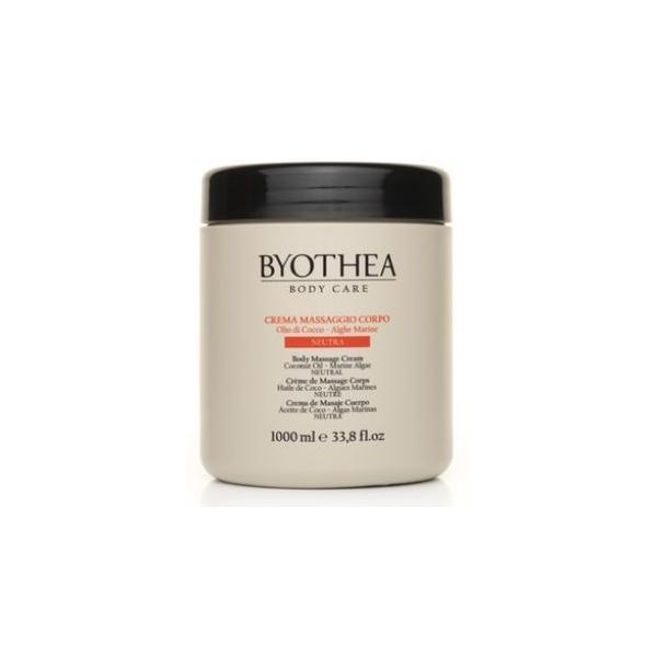 Crema de masaj pentru corp Byothea 1000ml