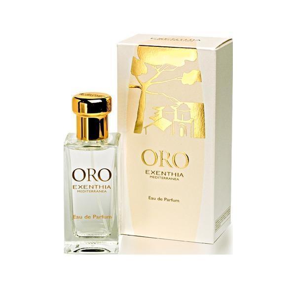 Apa de parfum Oro Exenthia Mediterranea, Femei, 50ml esteto.ro