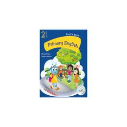 Primary english clasa 2 - Elena Sticlea, Cristina Mircea, editura Booklet