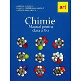 Chimie - Clasa 10 - Manual - Luminita Vladescu, Corneliu Tarabasanu Mihaila, editura Grupul Editorial Art