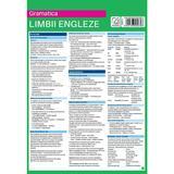 Gramatica limbii engleza, editura Booklet