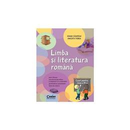 Romana Cls 4 Caiet - Ioana Campean, Anicuta Todea, editura Corint