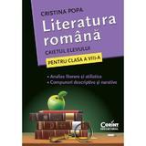 Limba romana - Clasa 8 - Caietul elevului - Cristina Popa, editura Corint