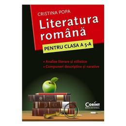 Limba romana - Clasa 5 - Caietul elevului - Cristina Popa, editura Corint