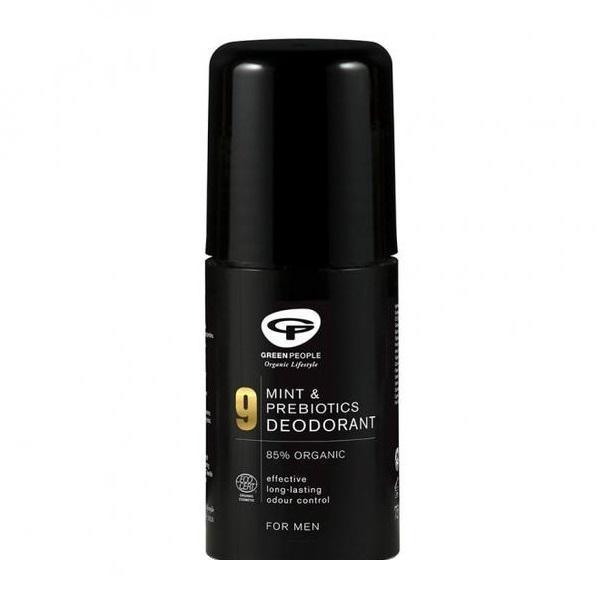 Deodorant Stay Cool Prebiotics, pt barbati, Green People 75ml