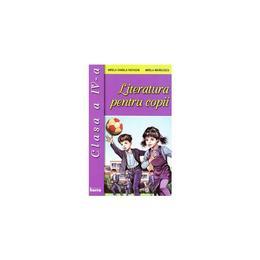 Literatura pentru copii cls 4 - Mirela Daniela Ristache, Mirela Mihailescu, editura Herra