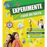 Experimente clasa 2 caiet de lucru, editura Litera