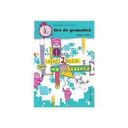 Ora de gramatica clasa 7 - Monica Halaszi, Luminita Sfara, editura Nomina