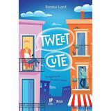 Tweet cute - emma lord, editura Storia