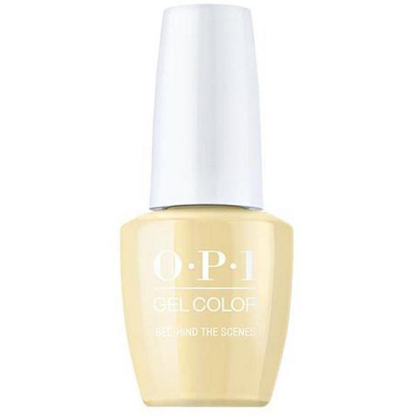 Lac de Unghii Semipermanent - OPI Gel Color Hollywood Bee-Hind The Scenes, 15 ml