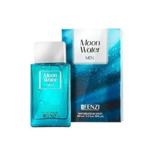 Apa de parfum pentru barbati 100 ml - JFENZI - Moon Water Men
