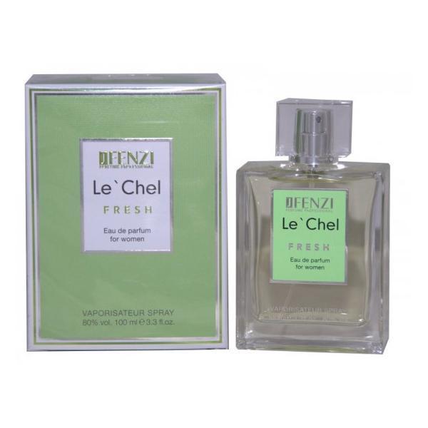 Apa de parfum pentru femei, Jfenzi Le chel fresh, 100 ml